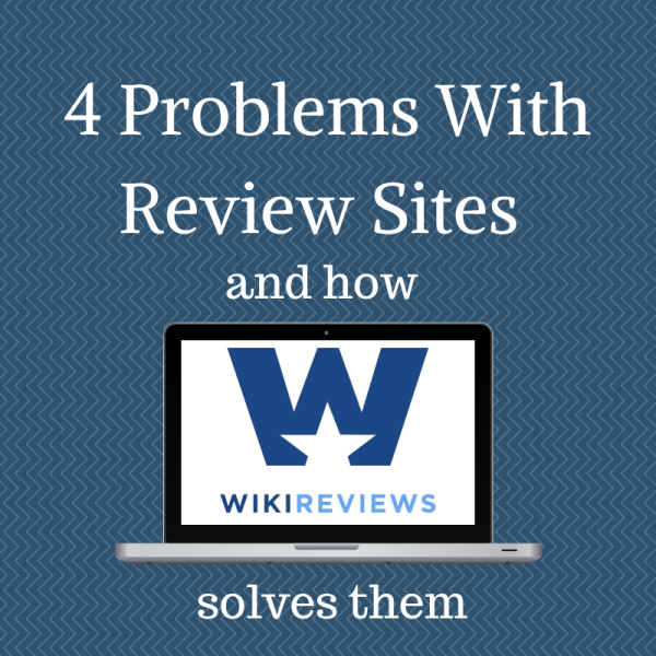 problems with review sites