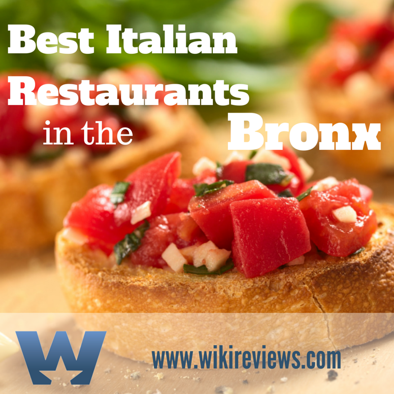 Best Italian Restaurants In Bronx