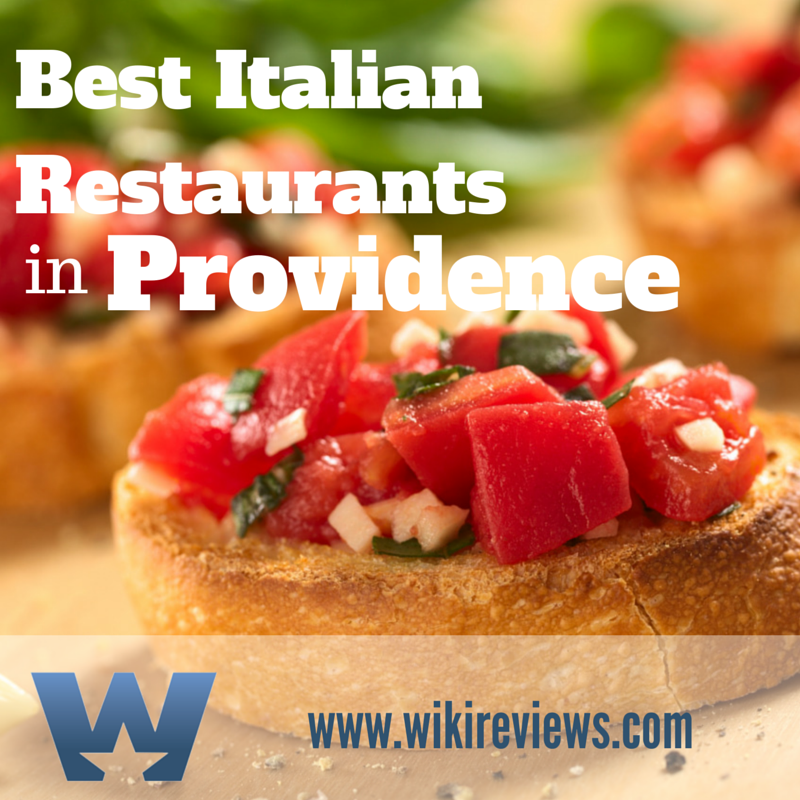 Best Italian Restaurants In Providence