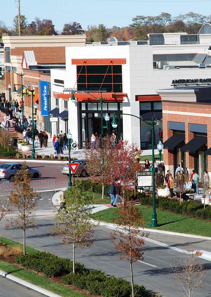 Clay Terrace Mall